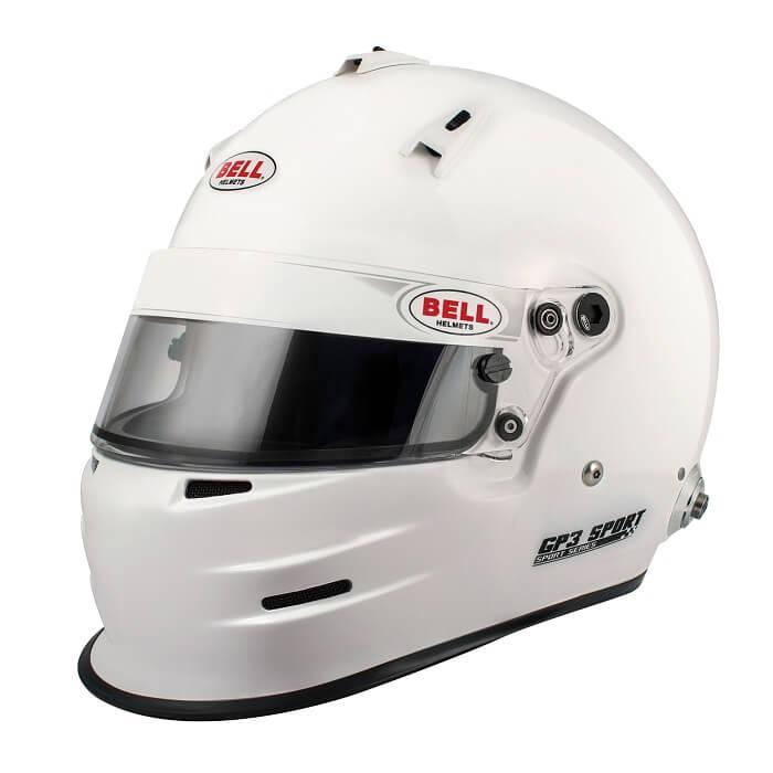 Bell GP3 Sport Wit