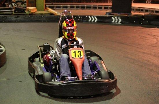 Indoor Kartcursus Zaltbommel