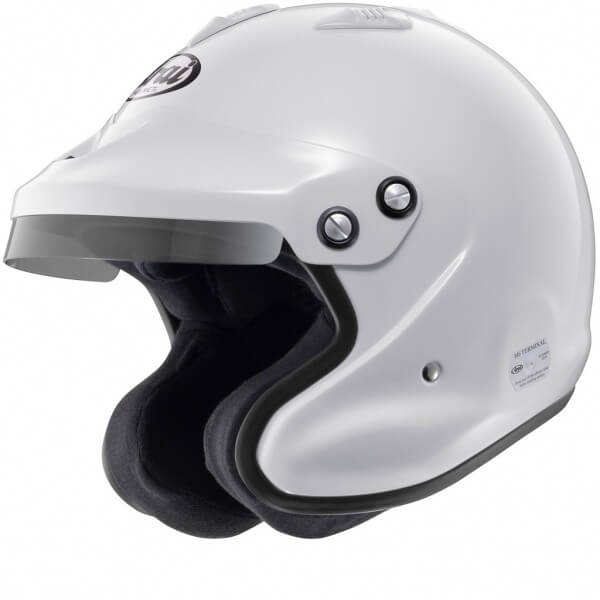 Arai gp-j3 wit