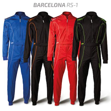 Barcelona RS-1 FIA/CIK 2013