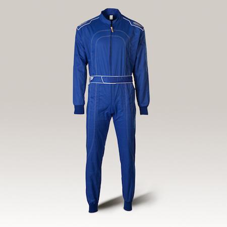 Speed Daytona HS-1 Kartoverall Blauw