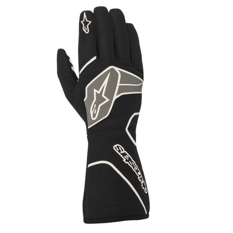 Alpinestars Tech-1 Race Zwart-Wit