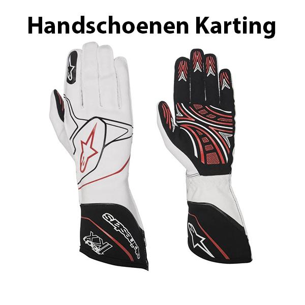Handschoenen Karting