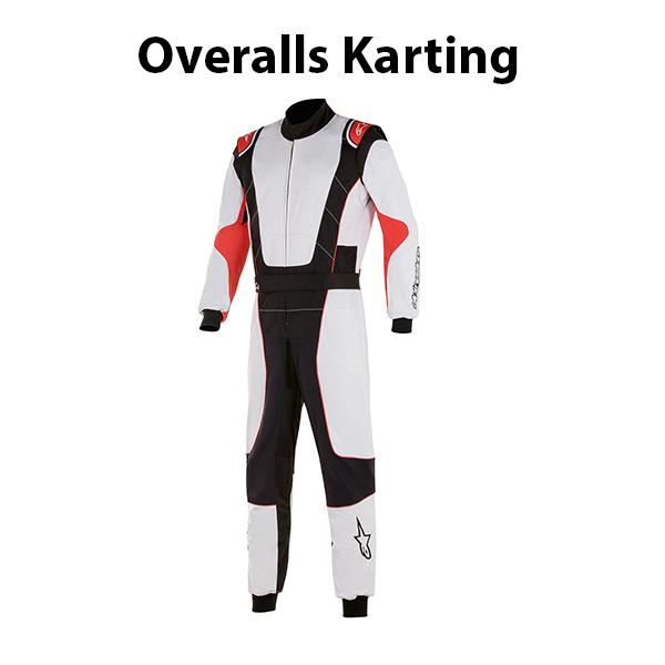 Overalls Karting