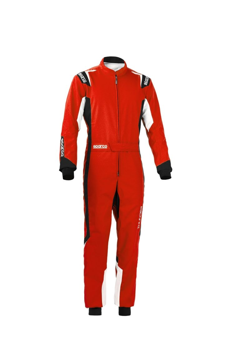 Sparco Thunder Rood