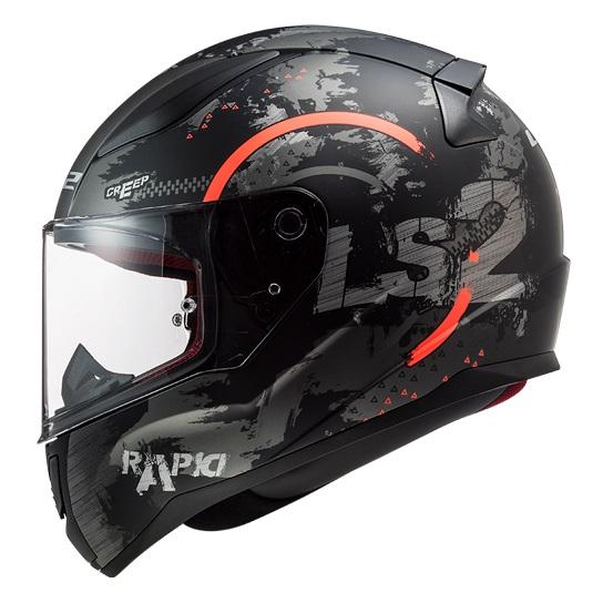 LS2 Circle Helm