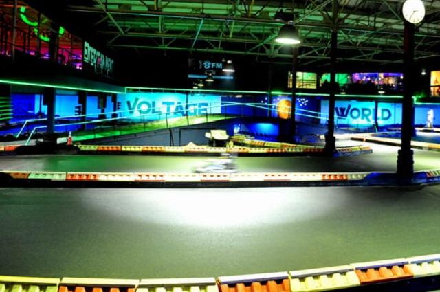 Voltage Karting Tilburg