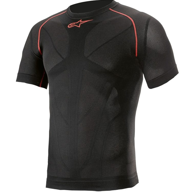Alpinestars Ride Tech shirt korte mouwen